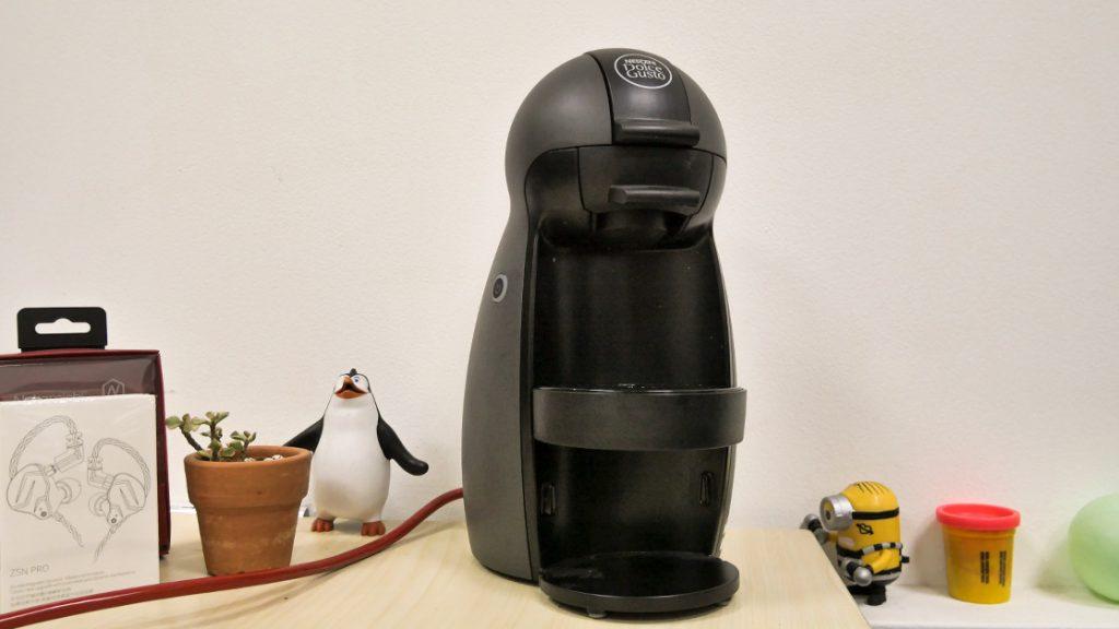 Membuat Kopi Espresso Manual dengan Piccolo Dolce Gusto